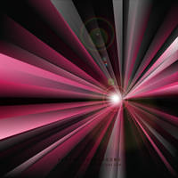 Black Pink Light Rays Background Free Vector by 123freevectors