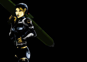 Maria Hill by Coulter Rail by CoulterRail