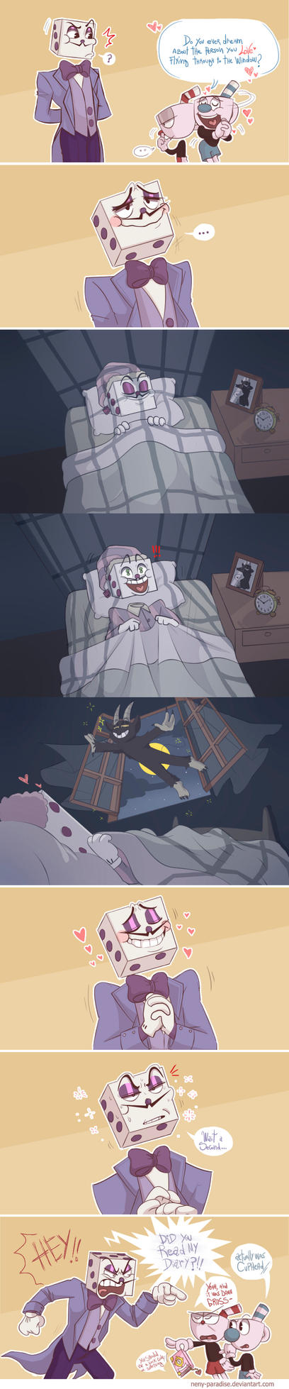 King Dice's Dream by Neny-Paradise