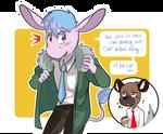 aggretsuko: Haida's Coat