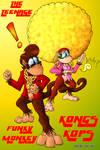 Tenage Funky Monkey Kongs Kops