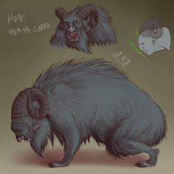 Hooo: HomHa Capra
