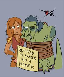 Dont feed the kraken