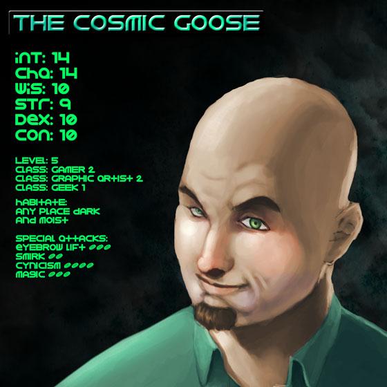 Thecosmicgoose's Profile Picture
