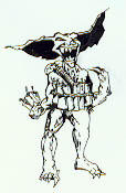 Goblin Sapper by ProjectDarkling
