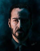 John Wick by ProjectDarkling