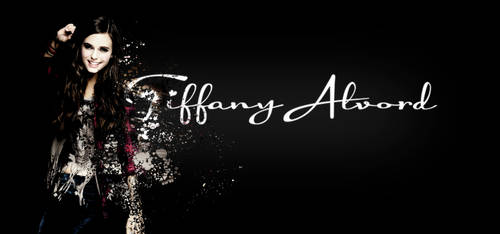 Tiffany Alvord Poster by badmichel