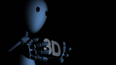 The world of 3D by badmichel