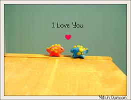 Love by BrockenWings