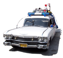 Ghostbusters Ecto-1 Mac Icon by tsilvers