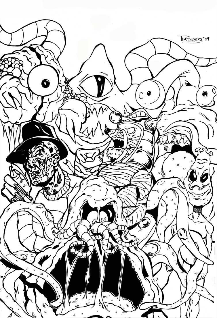 The REAL Ghostbusters - Giant Coloring Book (Download ... | 1107x754