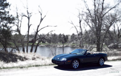 2000 Jaguar XK8 - Widescreen by ssx