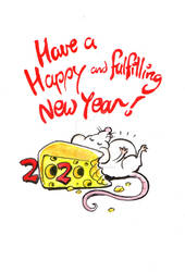 2020 Year of the Mouse