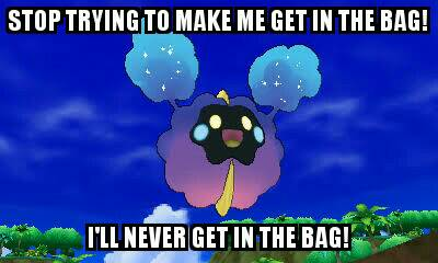 Nebby  Defies Bags! by KissTheWitchdoctor