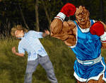 Street Fighter Escape-Balrog