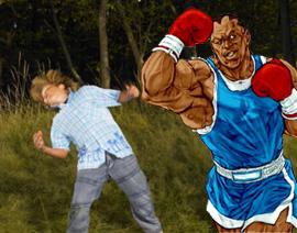 Street Fighter Escape-Balrog by rtofirefly