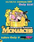 Mushroom Kingdom Monarchs