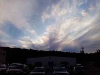 Sky Shot by mightythedj23