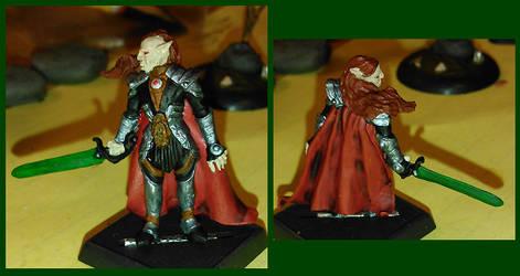 Vampire Lord by XashiGraveyard