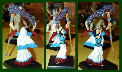 Sorceress by XashiGraveyard
