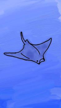 Floppy Sea Manta