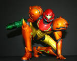 Custom Samus Action Figure