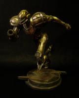 Bronze Samus by red3183