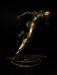 Bronze Samus Back Right by red3183