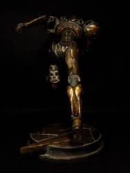 Bronze Samus Back by red3183
