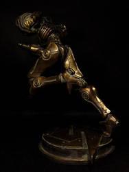 Bronze Samus Back Left by red3183