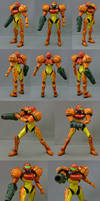 7' Samus Action Figure