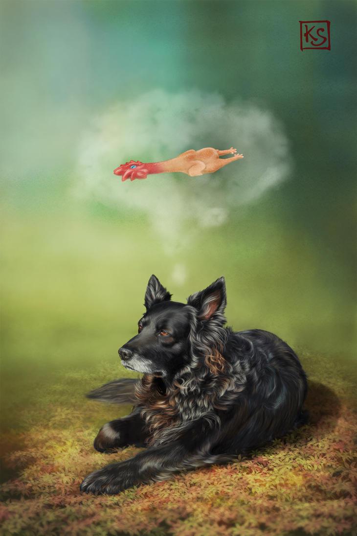 Dreaming by greedy-peri