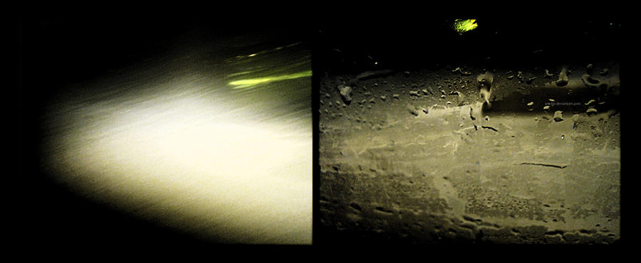 Through a glass darkly II by Ani-ko