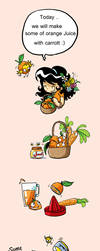 How Make Some Of orange Juice by tawfi2
