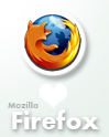i love Firefox stamp by tawfi2