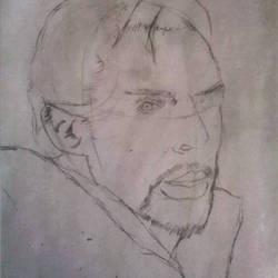 Bernedict Cumberbatch (Doctor Strange) [WIP] by Miles117