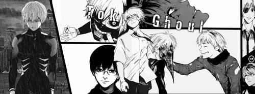 Kaneki Manga by Miles117