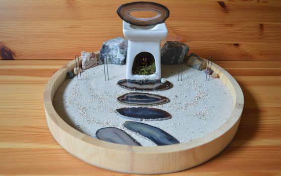TWWM: Natura Humana - RECYCLE - Stone Garden