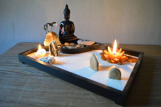 TWWM: Natura Humana - RECYCLE - Zen Garden