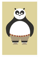 Kung Fu Panda by blogcotidiano