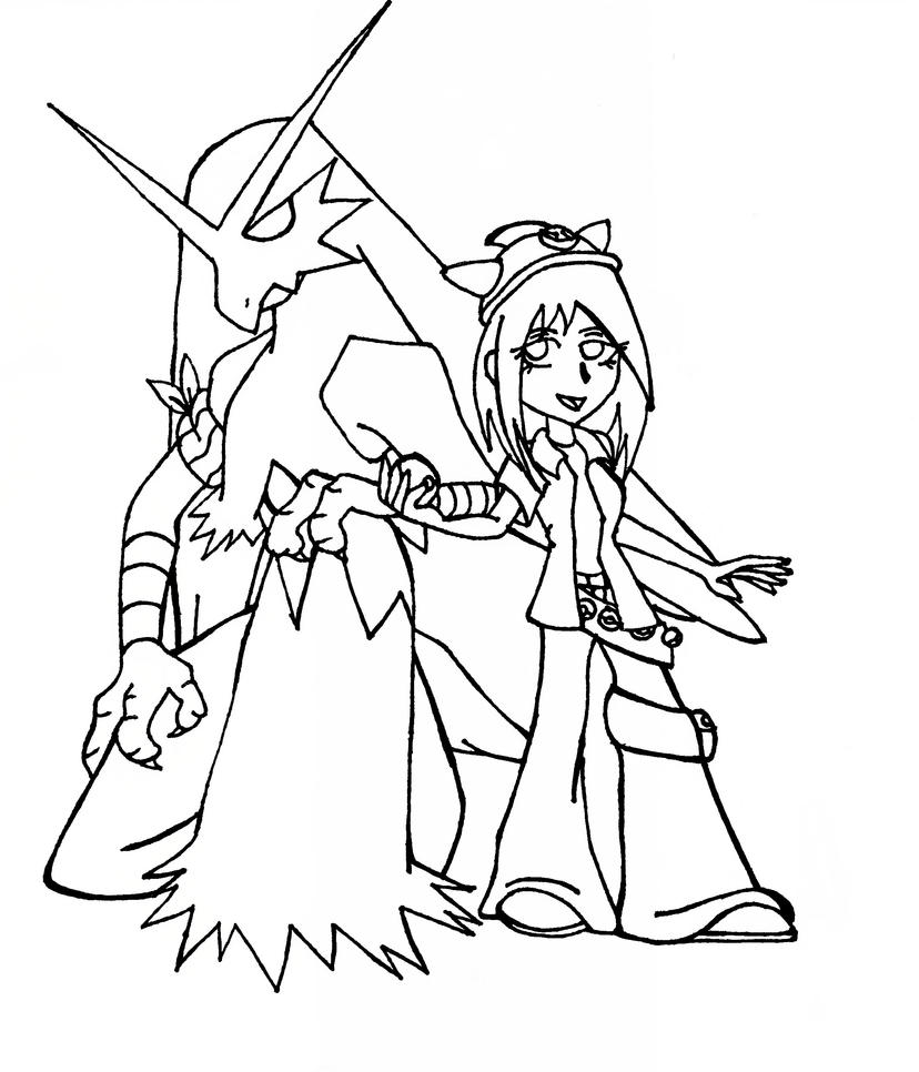coloring pages blaziken - photo#22