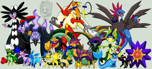 My Pokemon :)