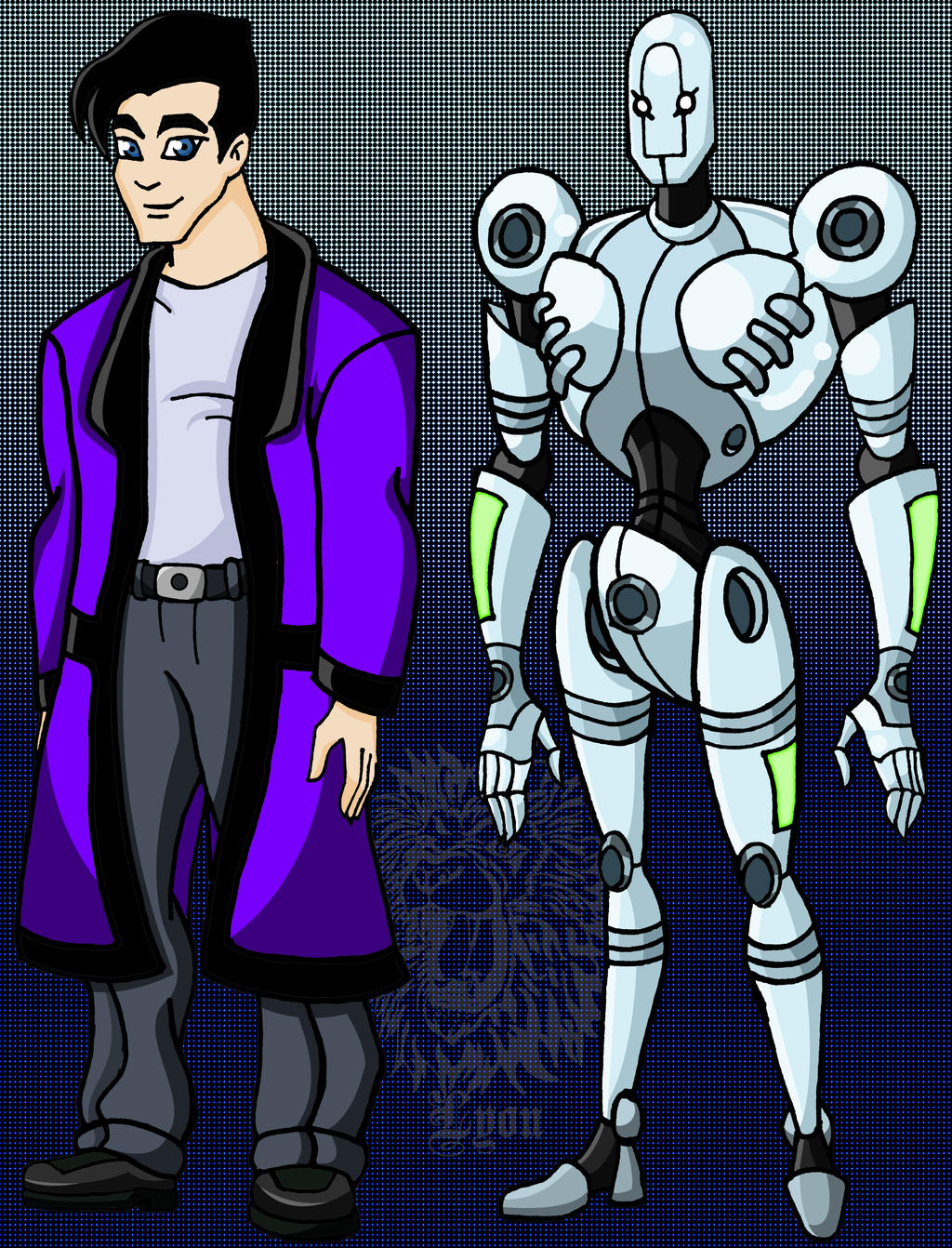 zeta project The zeta project is an american science fiction animated television series produced by warner.