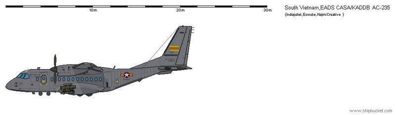 AU VNAF AC-235 (updated) by NajmiCreative