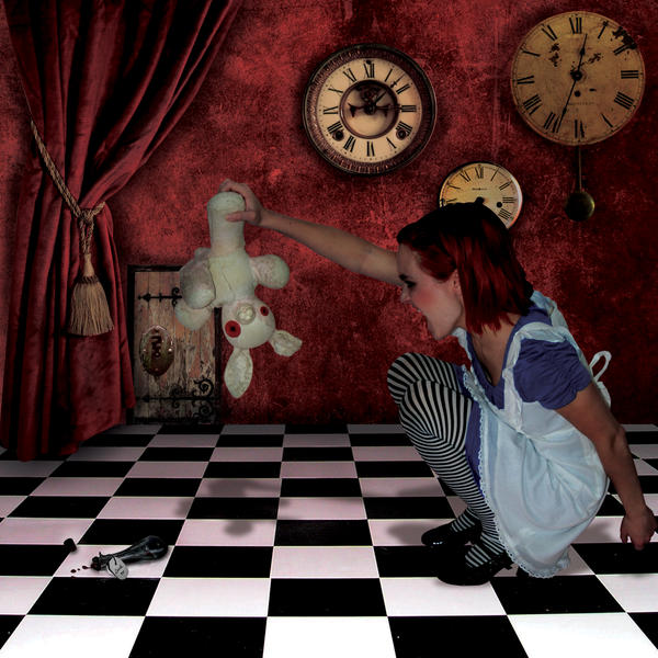 Alice in Wonderland by Hann4H