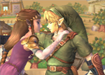 Link x Zelda Brawl Screenshot