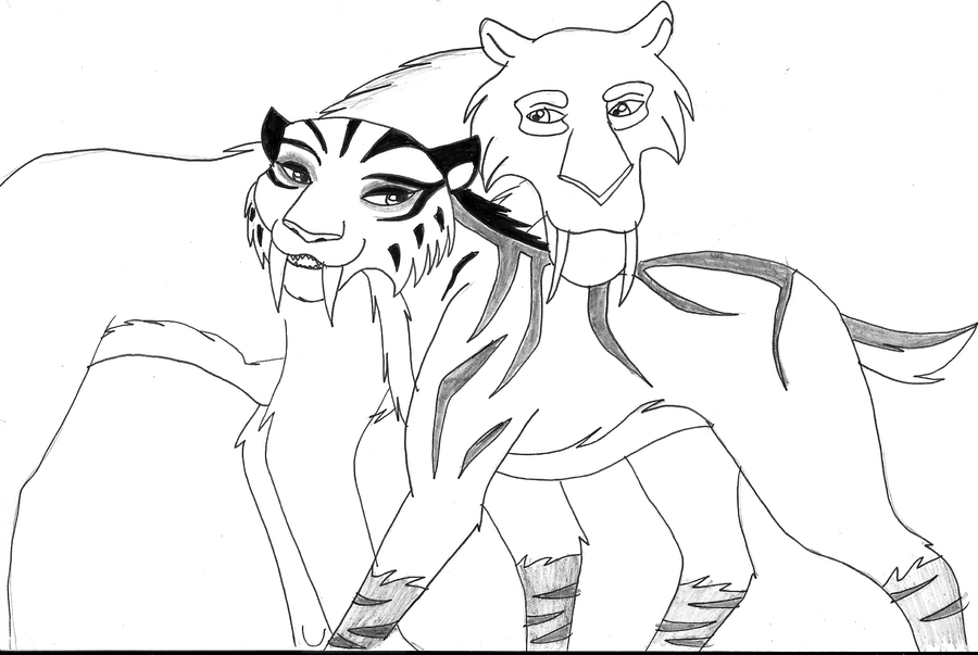 diego ice age coloring pages - photo#23