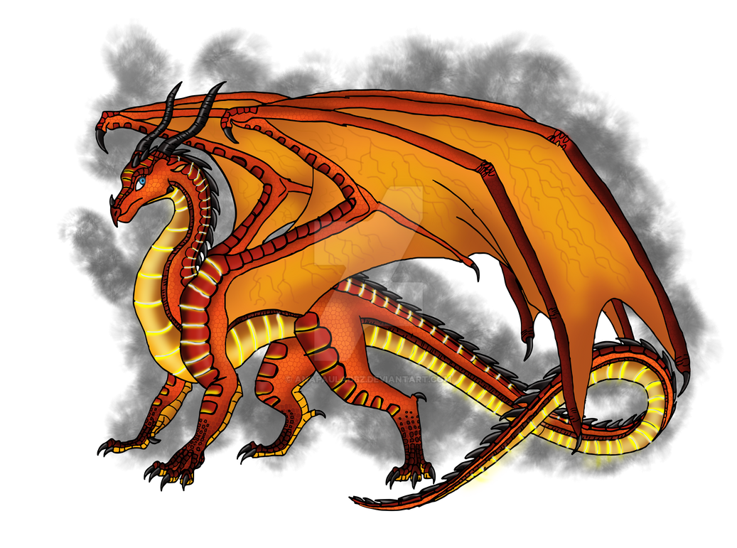 wof peril the fire born skywing by anapauladbz on deviantart