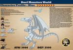 Duel Monsters World - Meet Blue