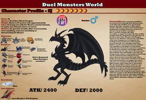 Duel Monsters World - SJ by AnaPaulaDBZ